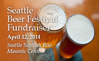 Seattle Beer Festival Fundraiser